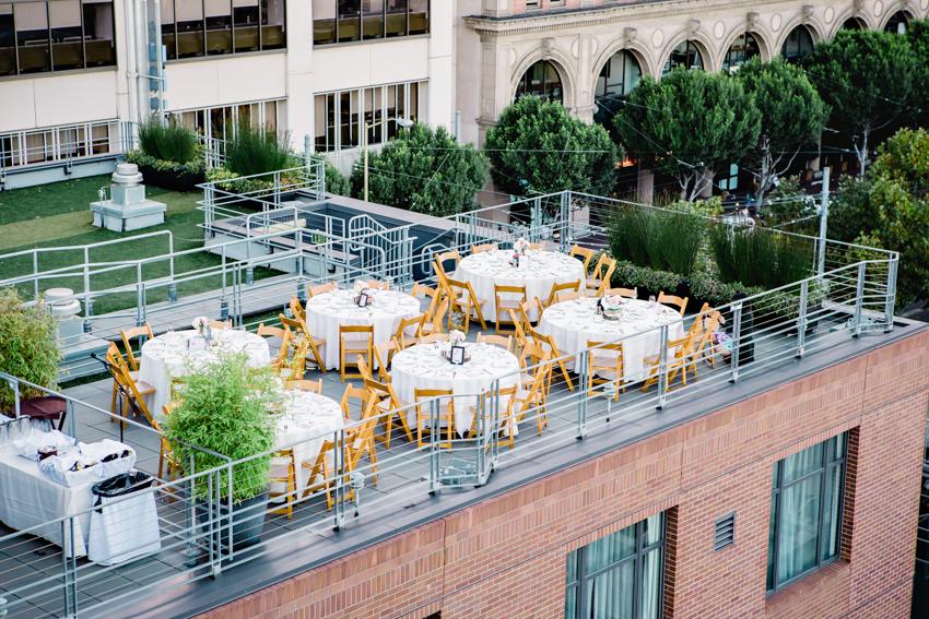 Hotel Vitale Rooftop Reception Qiqi Huang Fine Art Photographs